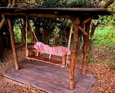 The Orchard Swing Seat