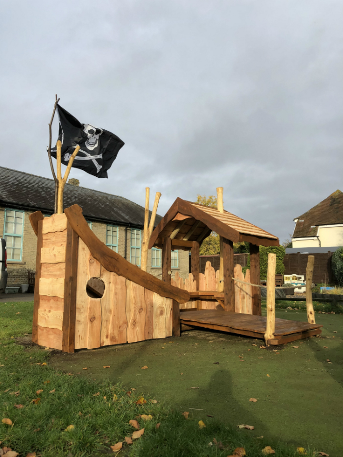 Pirate Ship 2 RS