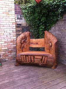 Bench carving rs