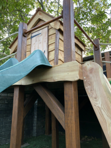 Oak & Larch Play Structure 2 RS